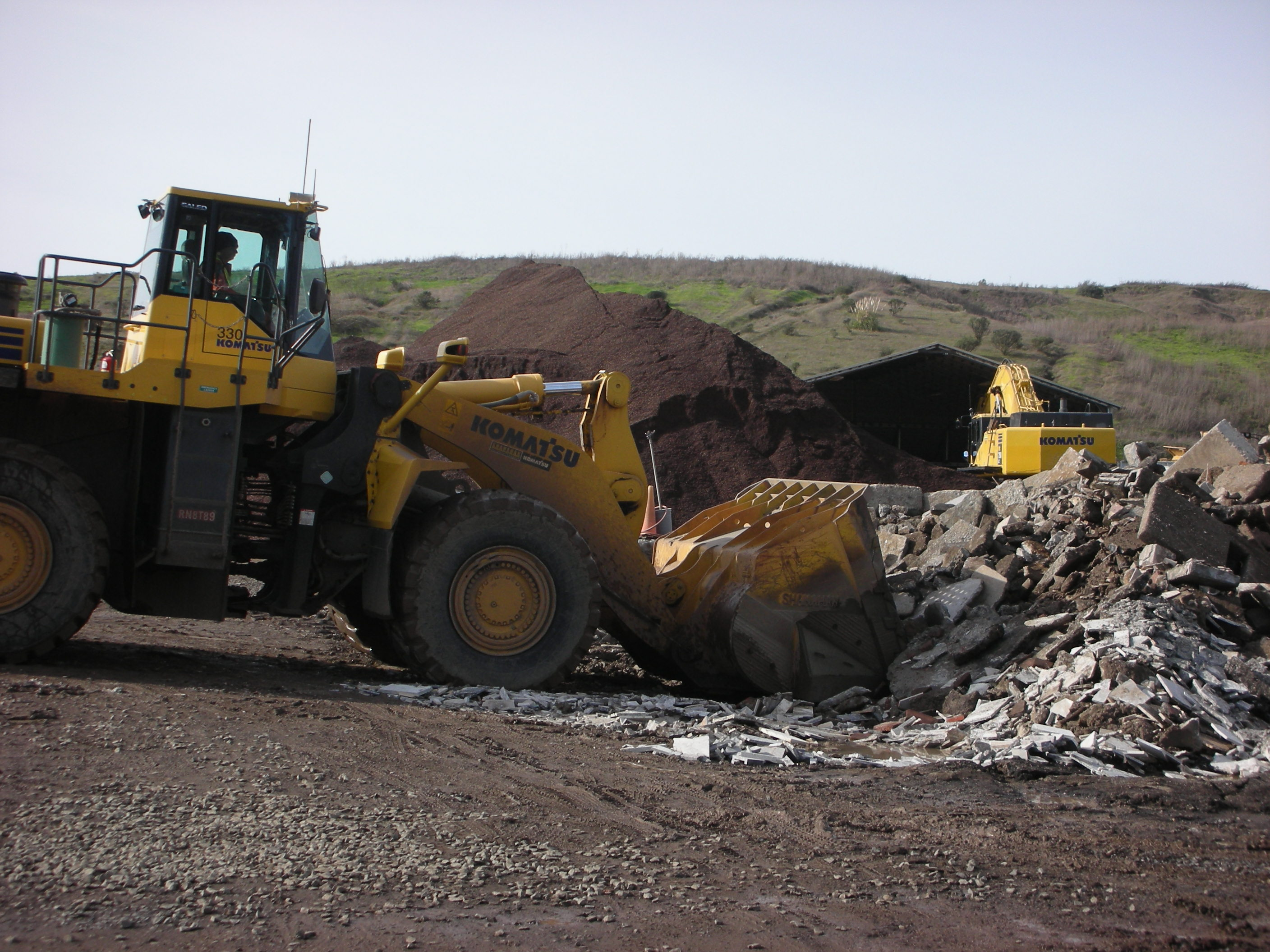 Progressive Thinking Keeps Quarry Operation Productive During Difficult Times